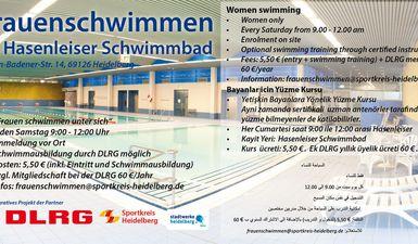 Frauenschwimmen